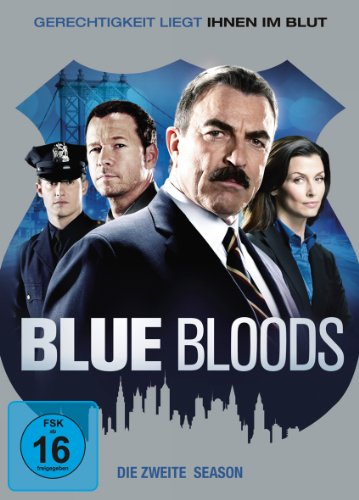 Blue Bloods Staffel 2 (6 DVDs)