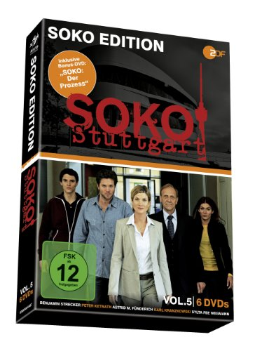 SOKO Stuttgart Vol. 5 (5 DVDs)