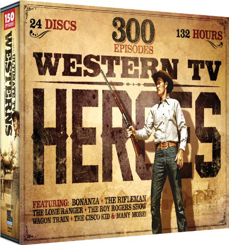 Western TV Heroes, Vol. 1 [RC 1]