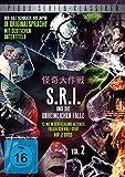 S.R.I. und die unheimlichen Fälle - Vol. 2 (2 DVDs)