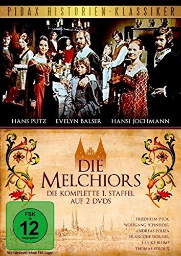 Die Melchiors Staffel 1 (2 DVDs)