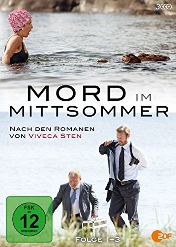 Mord im Mittsommer 1-3 (3 DVDs)
