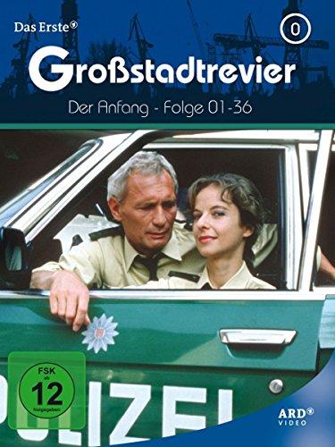 Großstadtrevier Der Anfang/Folge 1-36 (10 DVDs)