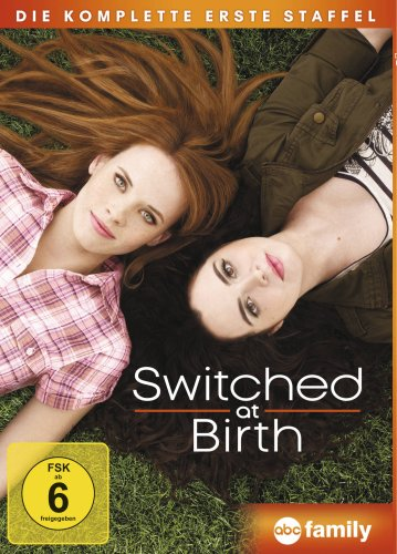 Switched at Birth Staffel 1 (3 DVDs)