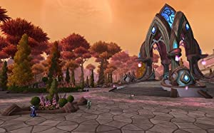 Screenshot: World of Warcraft - Warlords of Draenor