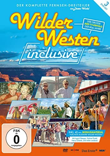 Wilder Westen inclusive Soundtrack
