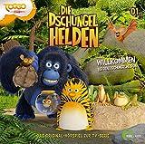 Die Dschungelhelden - Original-Hörspiel, Vol. 1: Willkommen bei den Dschungelhelden
