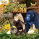 Die Dschungelhelden - Original-Hörspiel, Vol. 2: Die Herrscherin des Dschungels