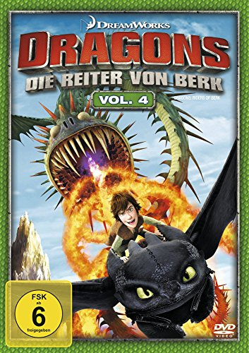 Dragons Die Reiter von Berk, Vol. 4