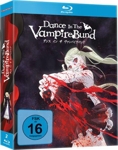 Dance in the Vampire Bund (Uncut) [Blu-ray]