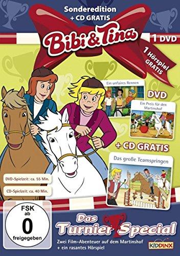 Bibi und Tina Turnier-Special (2 DVDs)