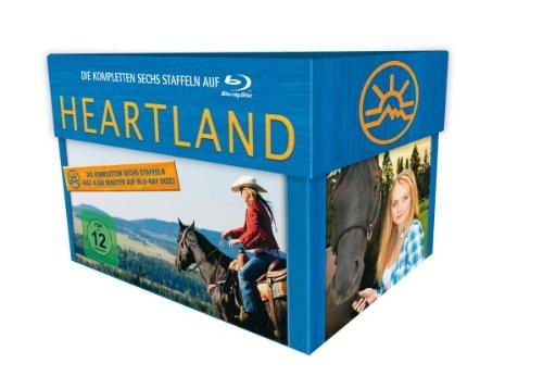 Heartland - Paradies für Pferde: Komplettbox [Blu-ray]