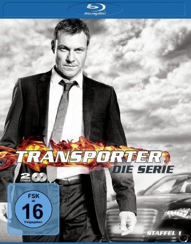 Transporter - Die Serie: Staffel 1 [Blu-ray]