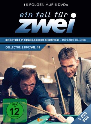 Ein Fall für Zwei Collector's Box 15 (5 DVDs)