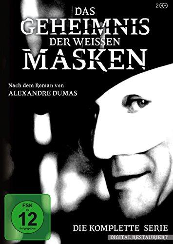 Das Geheimnis der weißen Masken