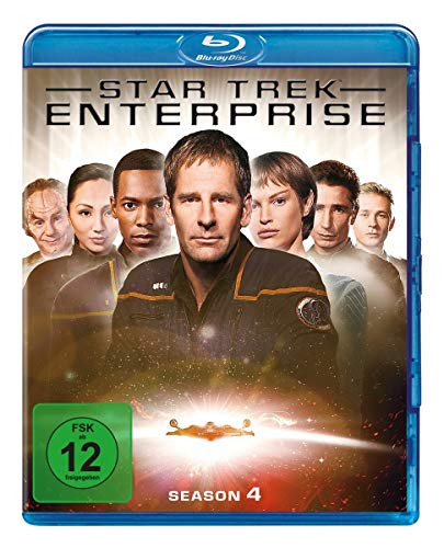 Star Trek - Enterprise: Season 4 (Collector's Edition) [Blu-ray]