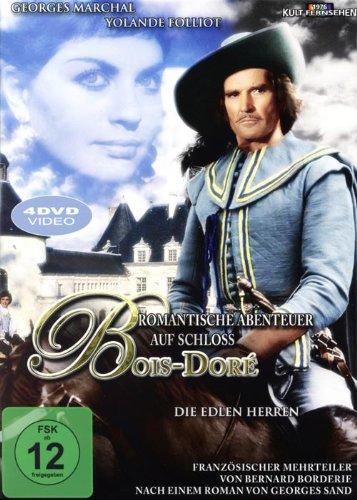Romantische Abenteuer auf Schloss Bois-Dore (4 DVDs)