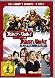 Asterix & Obelix gegen Cäsar / Asterix & Obelix - Im Auftrag Ihrer Majestät (Collector's Edition) (2 DVDs)