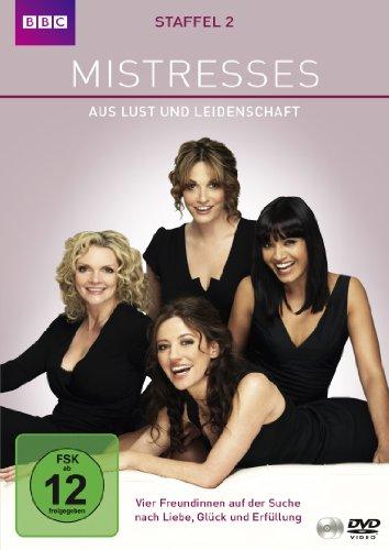 Mistresses Aus Lust und Leidenschaft: Staffel 2 (2 DVDs)