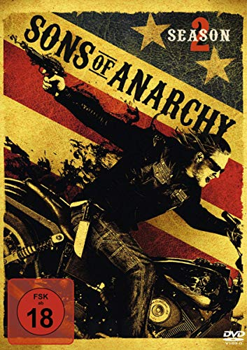 Sons of Anarchy Staffel 2 (4 DVDs)