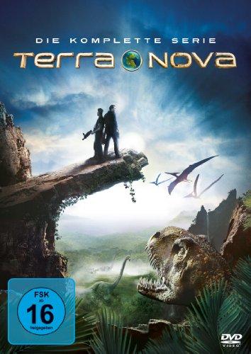Terra Nova - Die komplette Serie (4 DVDs)
