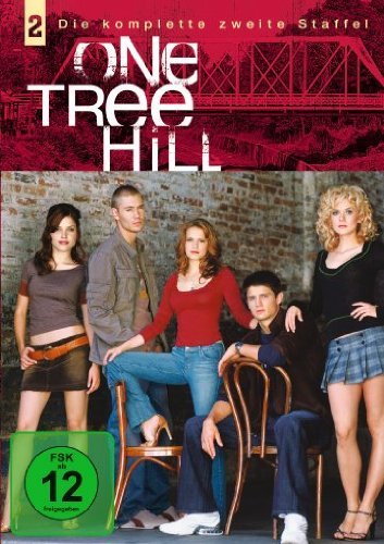 One Tree Hill Staffel 2 (6 DVDs)