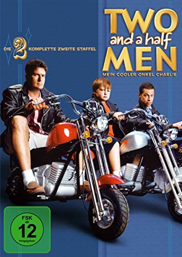 Two and a Half Men Staffel  2 (4 DVDs)