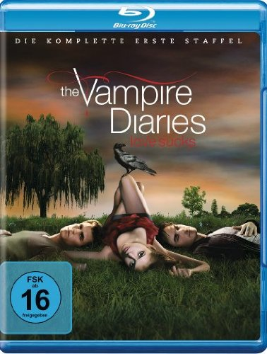 The Vampire Diaries Staffel 1 [Blu-ray]