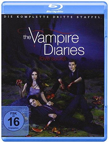 The Vampire Diaries Staffel 3 [Blu-ray]