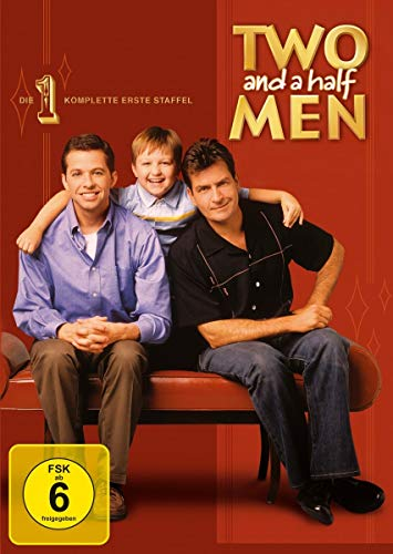 Two and a Half Men Staffel  1 (4 DVDs)