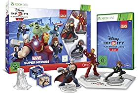 Screenshot: Disney Infinity 2.0 - Marvel Super Heroes Starter-Set
