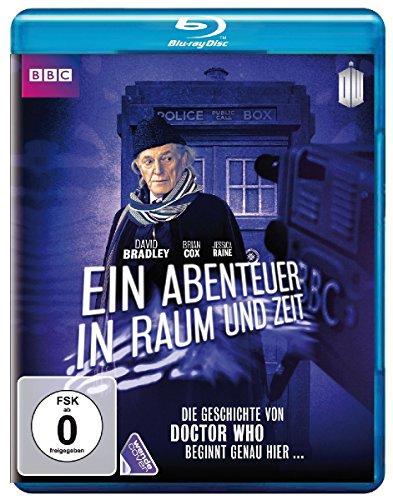 Ein Abenteuer in Raum und Zeit Die Geschichte von Doctor Who beginnt genau hier ... [Blu-ray]