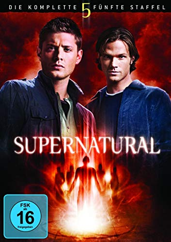 Supernatural Staffel  5 (6 DVDs)