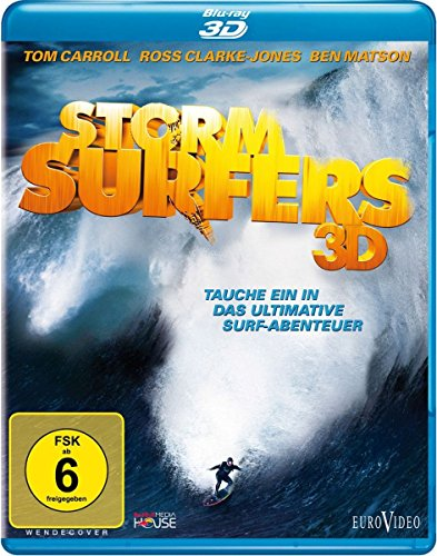 Storm Surfers [Blu-ray]