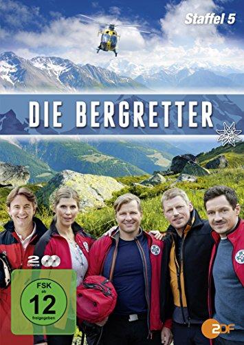 Die Bergretter Staffel 5 (2 DVDs)