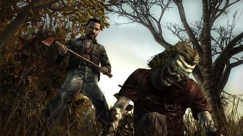 The Walking Dead - Game of the Year Edition - [Playstation