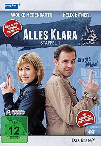 Alles Klara Staffel 1 (4 DVDs)
