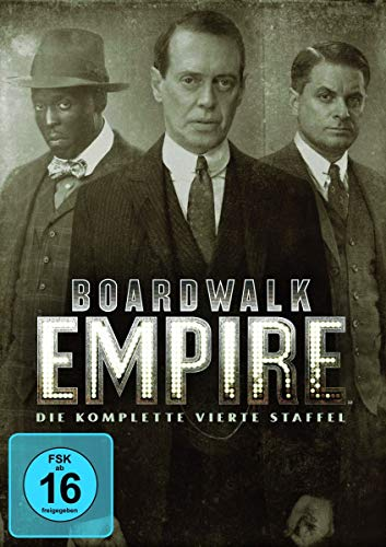 Boardwalk Empire Staffel 4 (4 DVDs)
