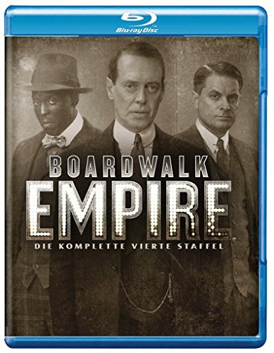 Boardwalk Empire Staffel 4 [Blu-ray]