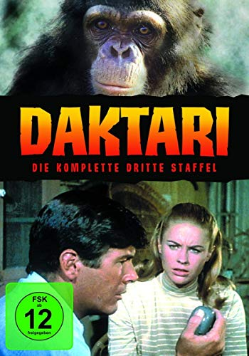 Daktari Staffel 3 (7 DVDs)