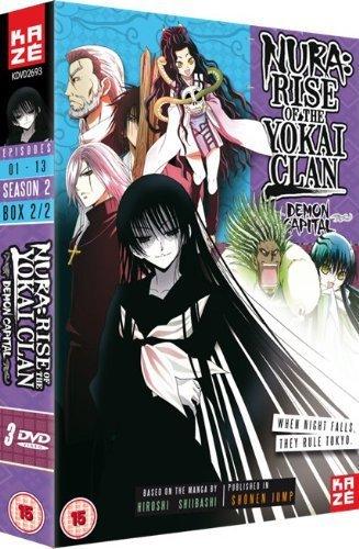 Nura - Rise Of The Yokai Clan: