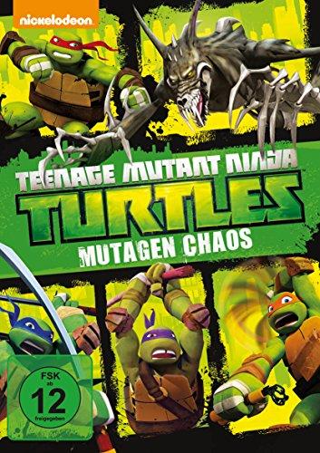 Teenage Mutant Ninja Turtles Mutagen Chaos