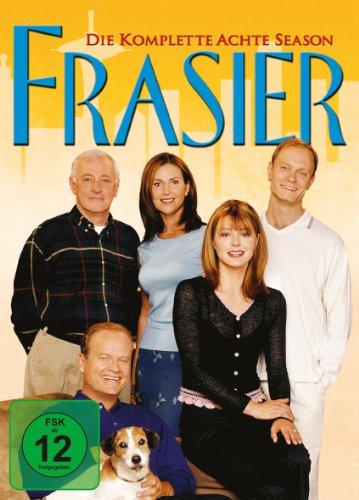 Frasier Season  8 (4 DVDs)