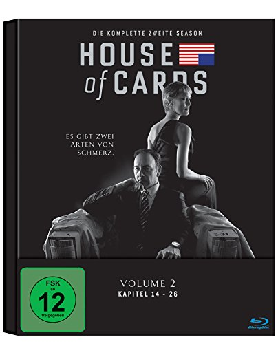 House of Cards Staffel 2 [Blu-ray]