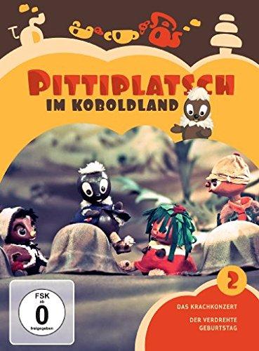 Pittiplatsch im Koboldland - Vol. 2 (2 DVDs)