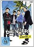 Die Vier - Staffel 2 (3 DVDs)