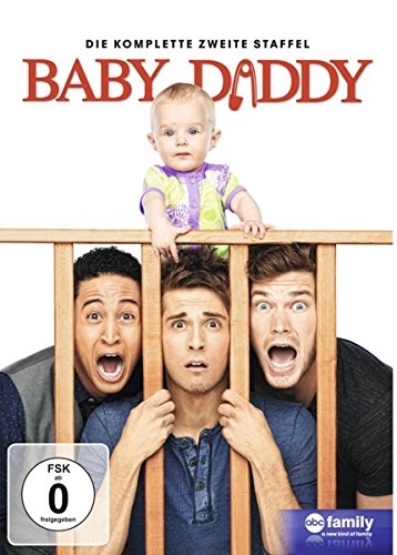 Baby Daddy Staffel 2 (3 DVDs)