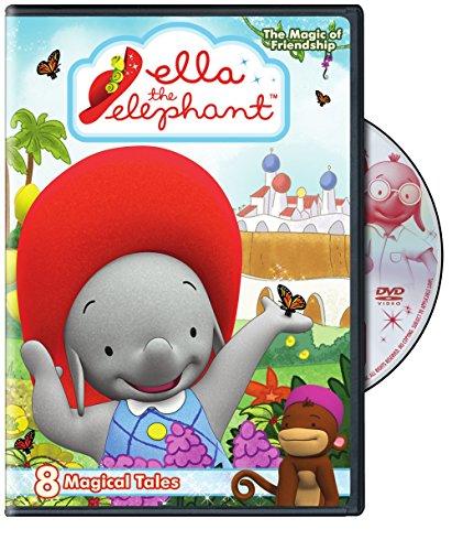 Ella the Elephant: The Magic of Friendship