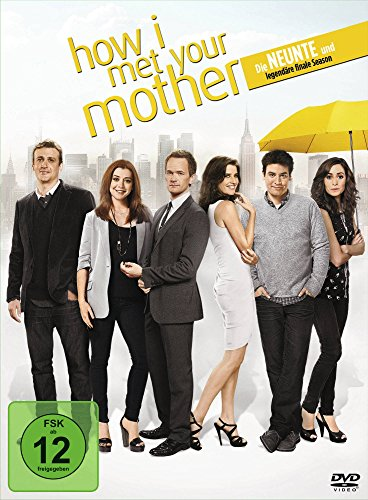 How I Met Your Mother Staffel 9 (3 DVDs)