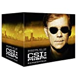 CSI: Miami - Komplettbox (60 DVDs)